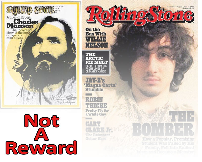 Rolling Stone covers, then and now