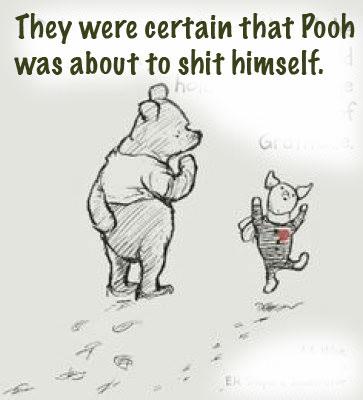 irresponsible pooh