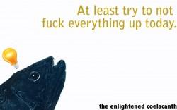 enlightened coelacanth