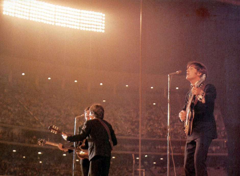 beatles-dodger-stadium